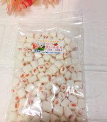 フクロモモンガのおやつ♪フルーツマシュマロ(いちご味)50g